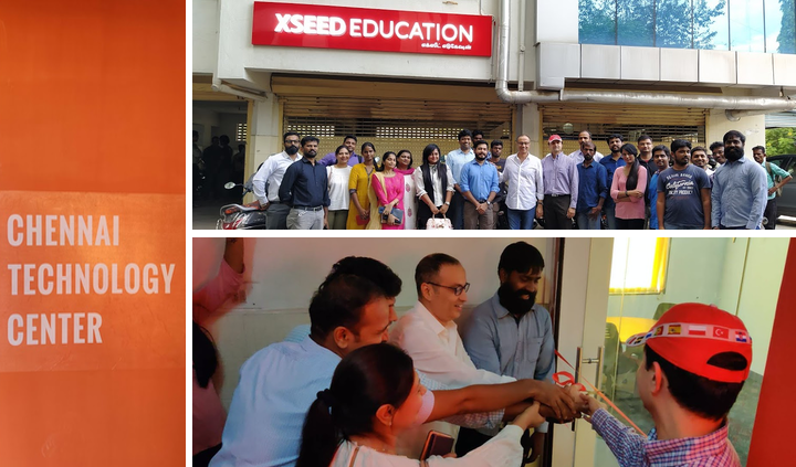 Xseed Chennai Technology Centre Launched To Accelerate Edtech